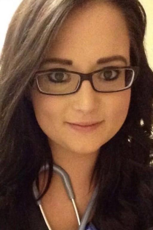 Kim Mondor, evening nursing supervisor