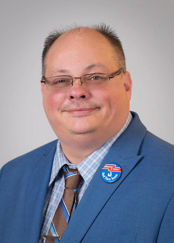 Brian Perine, regional vice president
