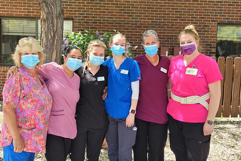 CNAs at Life Care Center of Casper