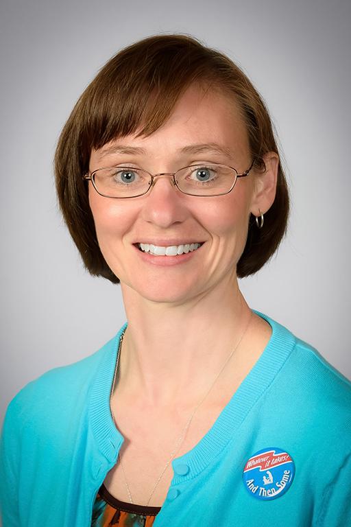 Heather Oakley, regional rehab director, River Region